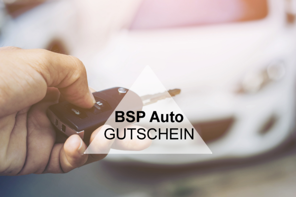 BSP Auto Gutschein