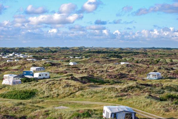 Camping Dänemark Dünen