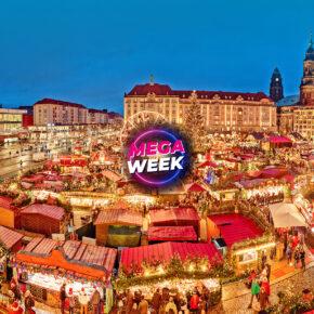 Wellness am Wochenende: 3 Tage Dresden im 4* Hotel inkl. Frühstück für 69€