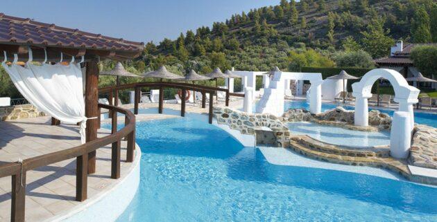 Griechenland Athena Pallas Village