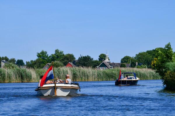 Niederlande Boote