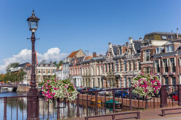 Niederrlande Haarlem Altstadt
