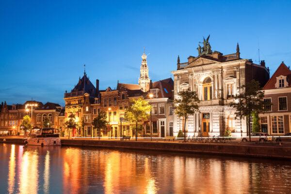 Niederlande Haarlem Teylers Museum