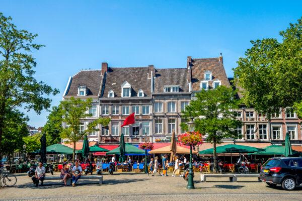 Niederlande Maastricht Markt