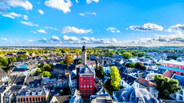 Niederlande Maastricht Oben