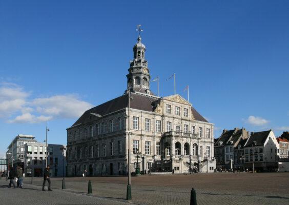 Niederlande Maastricht Rathaus