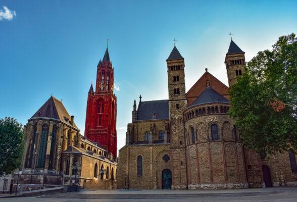 Niederlande Maastricht Servatius Basilika St. John Church