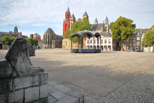 Niederlande Maastricht Vrijthof