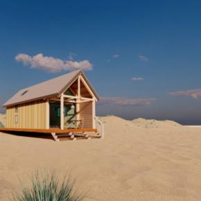 Frühbucherwoche Holland: 5 Tage im eigenen Beach-House an der Nordsee ab 101€ p.P.