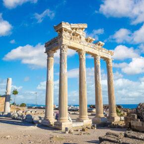 Single Urlaub Türkei: 7 Tage Side im 5* Luxusresort mit All Inclusive, Flug & Transfer nur 237€