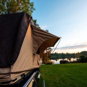 Camping in Schweden: Die besten Campingplätze inkl. Infos zu Kosten & den schönsten Reiszielen