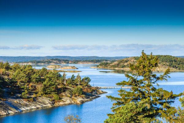 Schweden Orust Molloesund