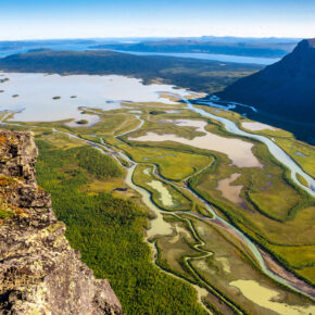 Schweden Sarek Nationalpark
