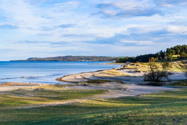 Schweden Stenshuvud Nationalpark
