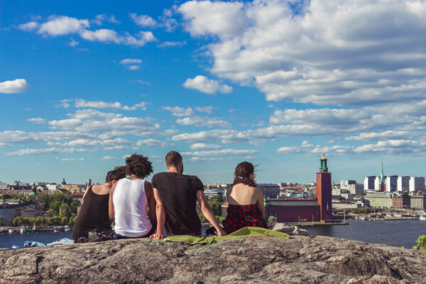 Schweden Stockholm Aussichtspunkte