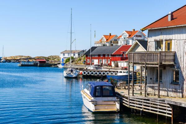 Schweden Tjoern Insel