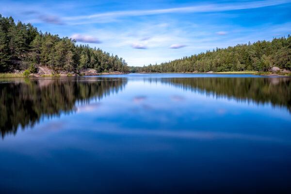 Schweden Tyresta Nationalpark