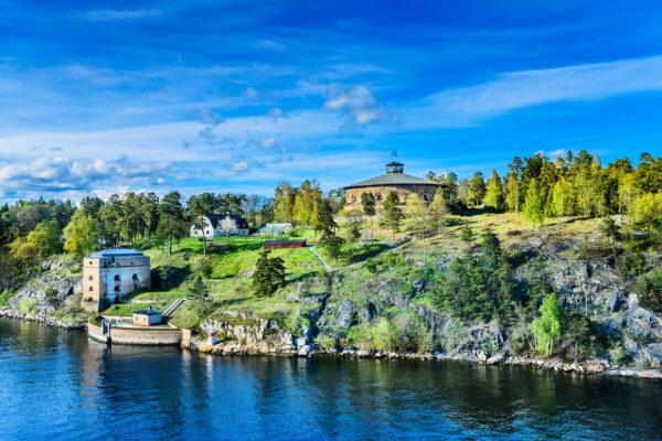 Schweden Vaermdoe Frederiksborg