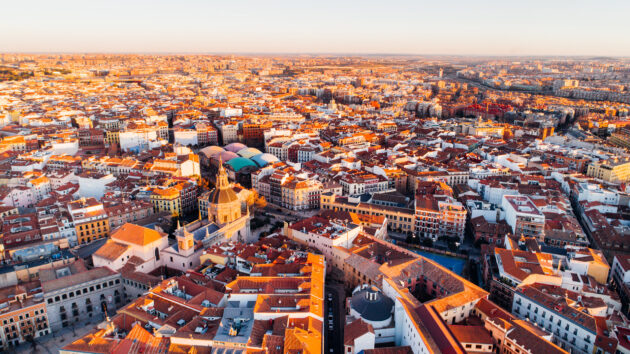 Spanien Madrid La Latina Distrikt
