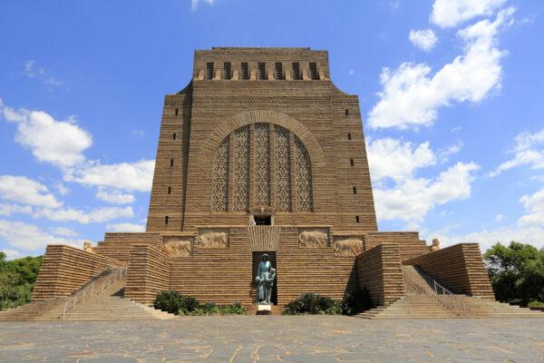 Südafrika Pretoria Voortrekker Denkmal