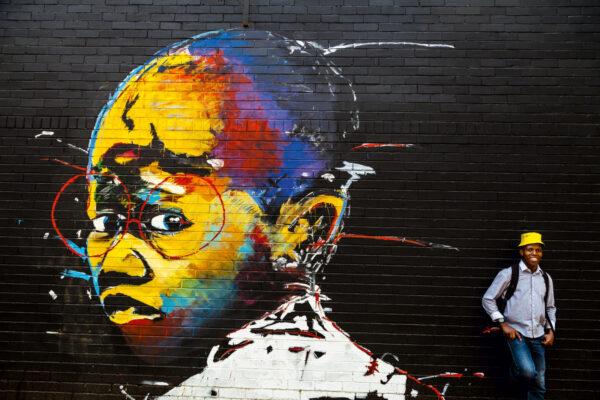 Suedafrika Street Art