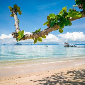 14 Tage Thailand auf Koh Yao Yai im TOP 5* Luxus Resort mit Frühstück, Flug, Transfer & Zug für 1157€