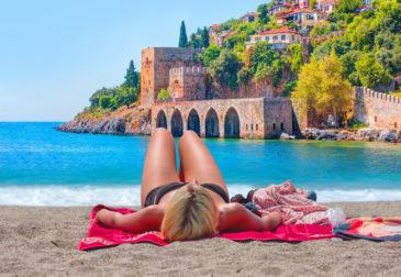 Luxus in der Türkei: 8 Tage im TOP 5* Hotel mit All Inclusive, Flug & Transfer nur 300€