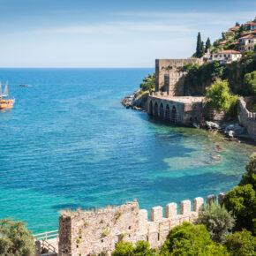 Türkei: 5 Tage All Inclusive im 5* Hotel mit Flug, Transfer & Zug nur 165€