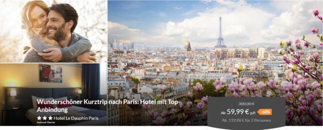 3 Tage Paris