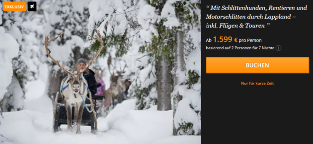 8 Tage Finnland