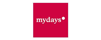Mega Week Logo mydays
