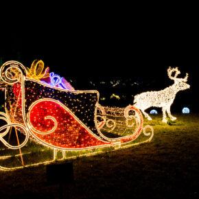 Christmas Garden Gutschein: Tickets für Berlin, Stuttgart, Dresden & mehr ab 10€