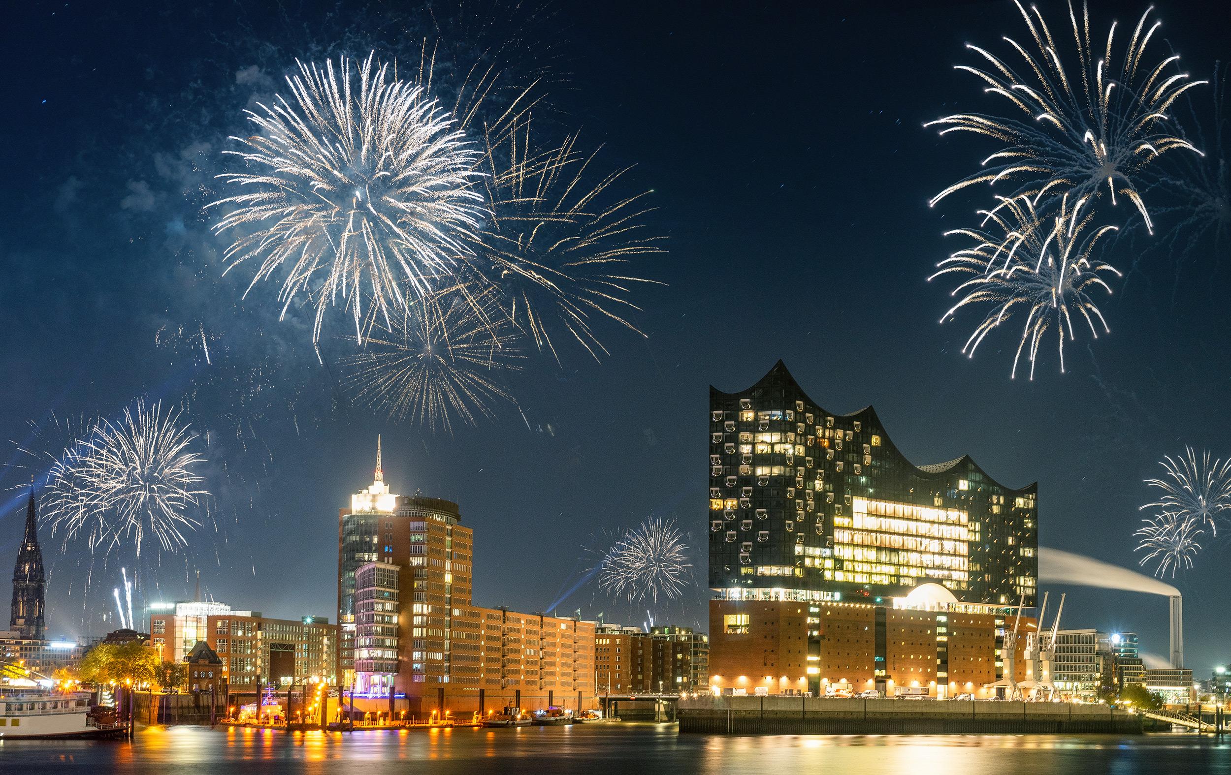 Silvester Feiern In Hamburg