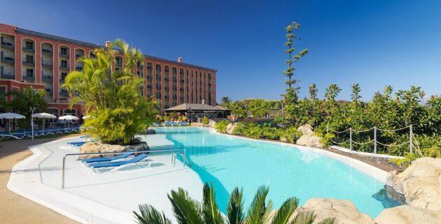 Hotel Las Aguilas Pool Teneriffa