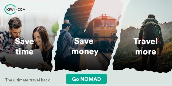 Kiwi.com NOMAD