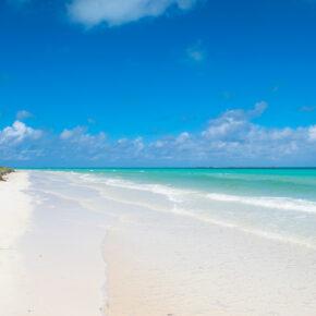 Kuba Cayo Santa Maria Strand
