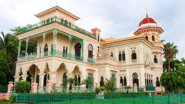 Kuba Cienfuegos Palacio de Valle