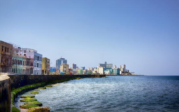 Kuba Havanna Malecon Uferpromenade