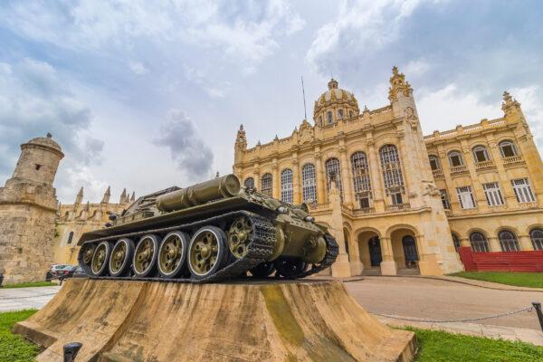 Kuba Havanna Revolutionsmuseum