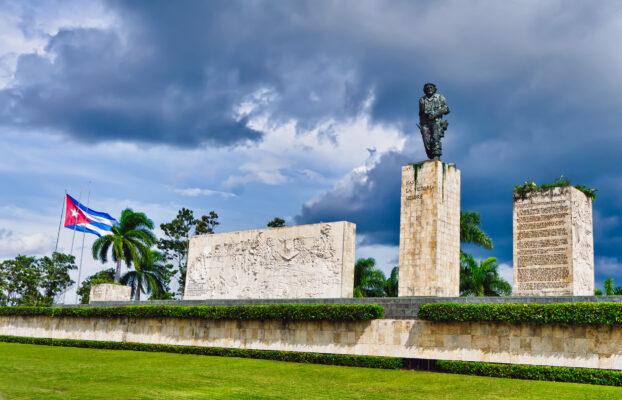 Kuba Santa Clara Che Guevara Memorial