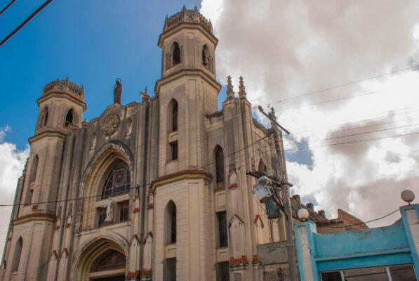Kuba Santa Clara Kathedrale de Asis
