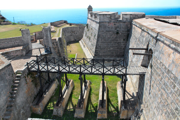 Kuba Santiago de Cuba Castillo de San Pedro del Morro