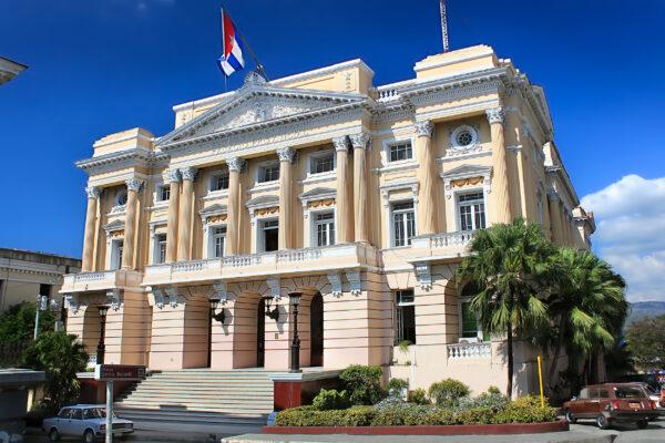 Kuba Santiago de Cuba Emilio Bacardi Museum