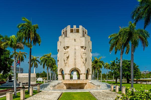 Kuba Santiago de Cuba Santa Ifigenia Friedhof