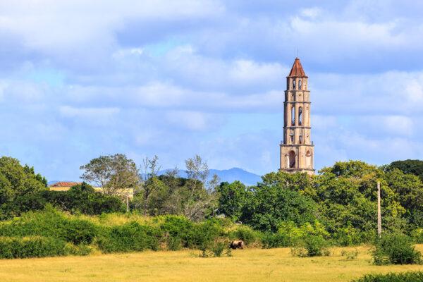 Kuba Trinidad Manaca Iznaga