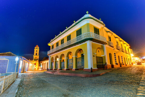 Kuba Trinidad Palacio Brunet