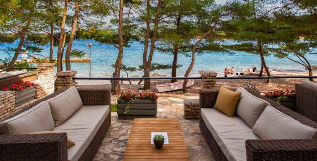 Labranda Senses Resort Hvar Terrasse