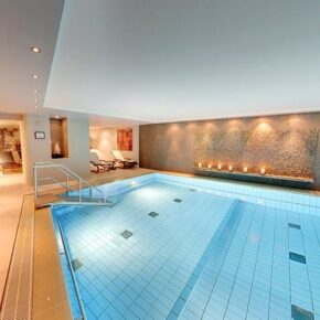 Wellness: 3 Tage in Bad Salzuflen im 4* Hotel mit Halbpension, Spa & Extras ab 89€