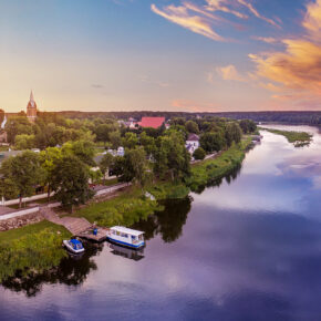 Litauen Bristonas Nemunas