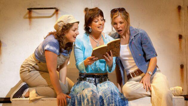 Mamma Mia Frauen Lesen
